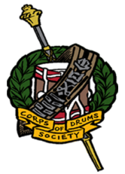 Corps of Drums Society Logo